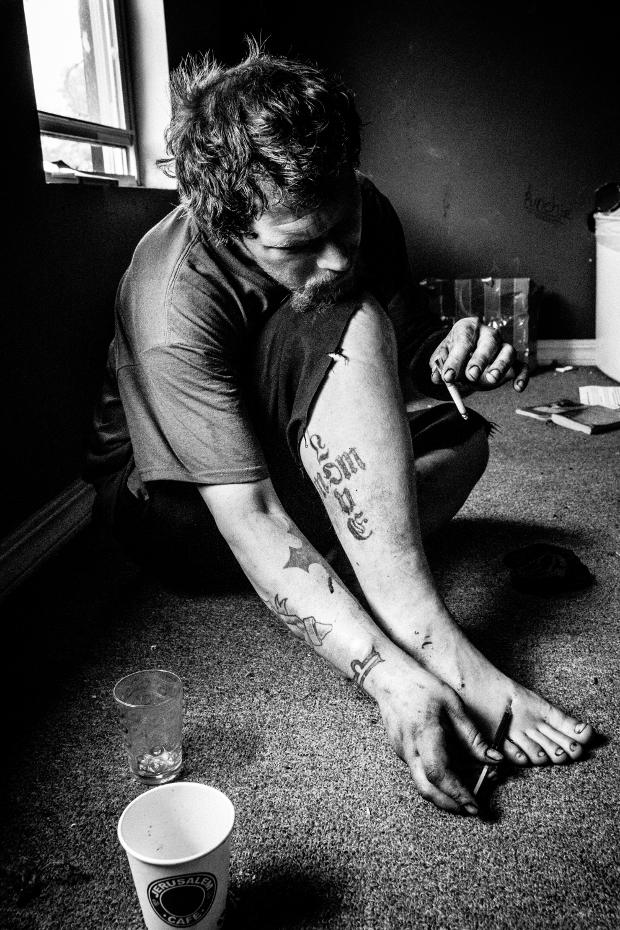 Love Mom - Jason - Chicago heroin addict