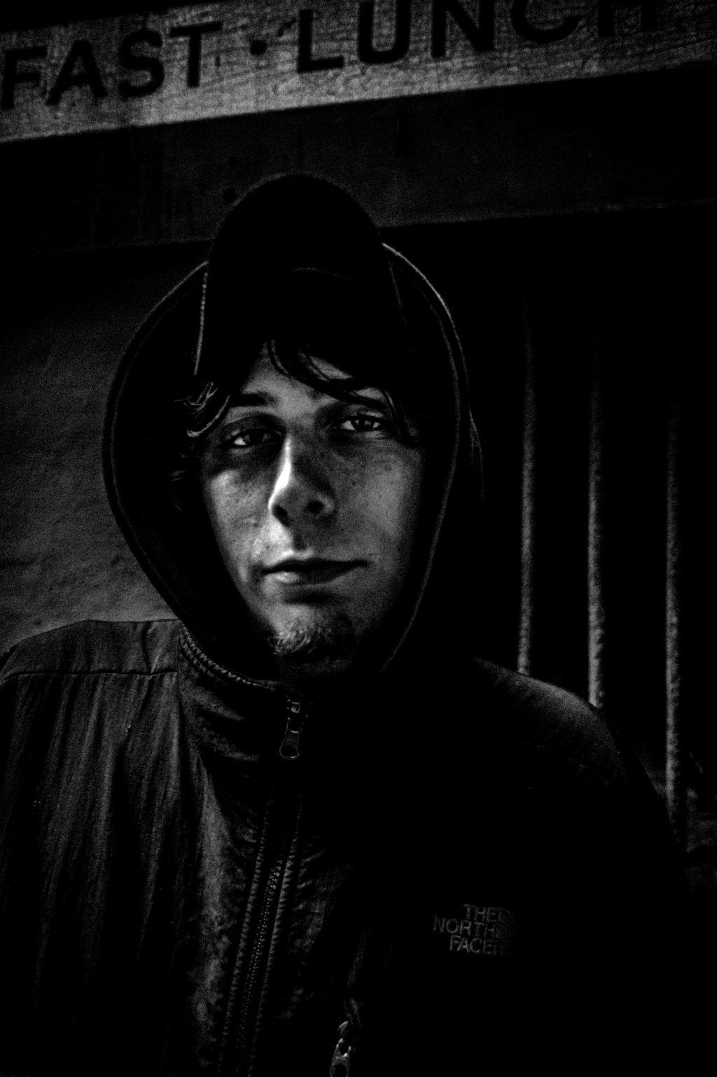 Aidan Ellison, age 20, heroin addict -1