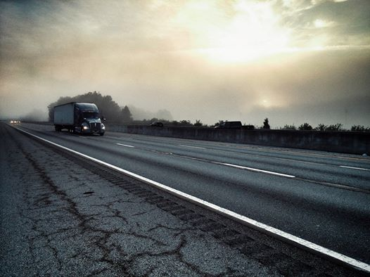 Kentucky Morning Fog I 70 Chuck Jines