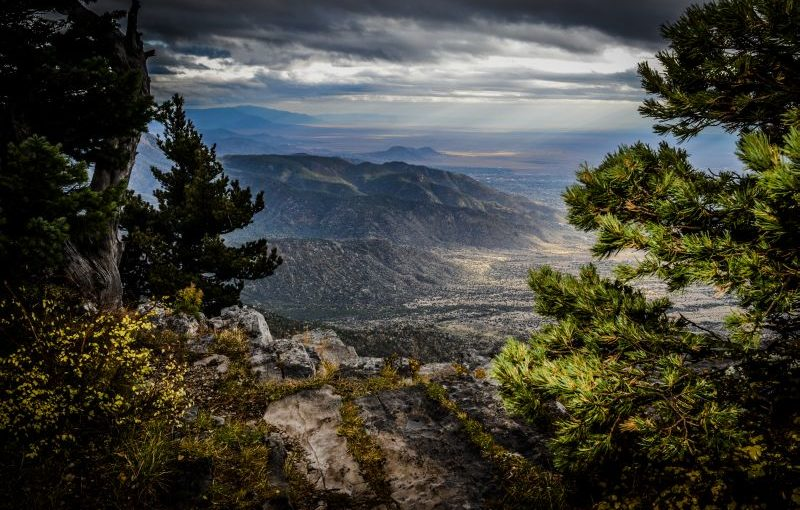 Sandia Peak, New Mexico