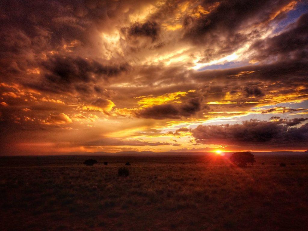 Samsung Galaxy S7 Sunset Photo