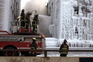 Photo Journalism 37th and Ashland Avenue Fire chicago 2013.jpg